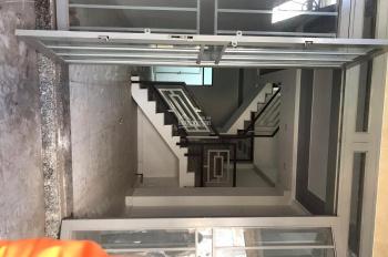 Cho thuê nhà nguyên căn hẻm 4m đường lê trọng tấn  4x14m 1 lầu mới như hình