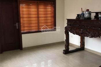 Cho thuê nhà riêng ngõ 61 Hoàng Cầu, nhà 75m2 x 5T, MT 7,5m, giá thuê 35 tr/th