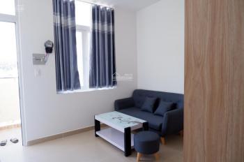 Cho thuê căn hộ dịch vụ full nội thất mới xây 35m2 Phường 19 Quận Bình Thạnh (khu người Nhật)