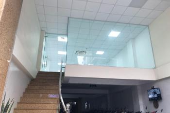 Cho thuê sàn tầng lửng tòa nhà 33 Tô Vĩnh Diện
