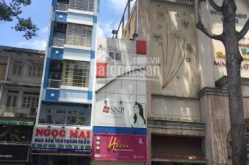 Bán gấp nhà mặt phố đường Tăng Bạt Hổ - Nguyễn Chí Thanh, P12, Quận 5, DT 4mx27m, giá 23,5 tỷ TL