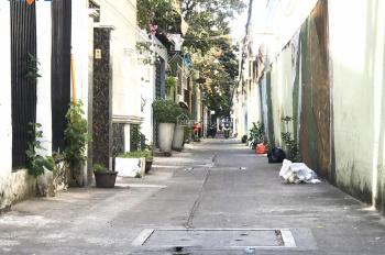 Cho thuê nhà hẻm 4m trệt, 3 lầu đường Lê Văn Sỹ quận 3. 26 triệu/tháng. Lh: 0901682279