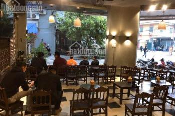 Cho thuê nhà mặt phố Lê Văn Thiêm, vị trí cực đẹp