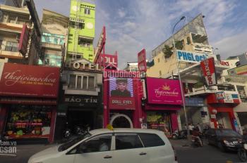 Cho thuê nhà mặt tiền đường Cách Mạng Tháng 8, phường Bến Thành, Quận 1, gần sân khấu Trống Đồng