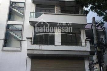 Cho thuê nhà MP Giang Văn Minh 70m2x7,5 tầng, mt5m, 60tr, nhà mới, riêng biệt, có thang máy.
