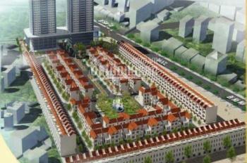 Chính chủ bán đất nền đã có sổ đỏ, được tự xây nhà LK trong KĐT Tân Việt - Hoài Đức - Hà Nội