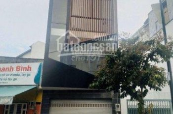 Cho thuê nhà MT Cao Thắng - 3 Tháng 2, P. 12, Q. 10, DT: 4.2x17m, nhà 4 lầu