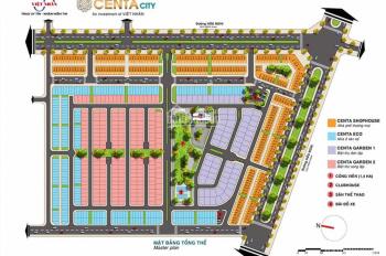 Đã có sổ hồng lâu dài riêng từng nền cơ hội đầu tư an toàn tại Centa City Từ Sơn LH: 0822.658.858