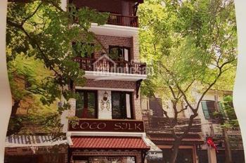 Bán nhà mặt phố Lý Nam Đế - Hoàn Kiếm 62m2, 6 tầng, MT 7,2m, giá 36,6 tỷ LH: Mr Duy 0986.341.622