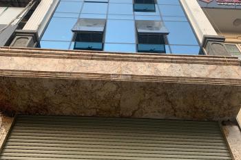 Bán gấp tòa nhà chung cư mini tại Triều Khúc, DT 85m2, MT 6.3m, xây 25 phòng có thang máy