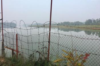 Bán 3000m đất mặt hồ Đồng Mô nhìn sang bên là sân golf Đồng Mô