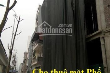 Cho thuê mặt phố Thái Hà 90m2 mt:9m 79tr/thQuý mặt phố 0981337456
