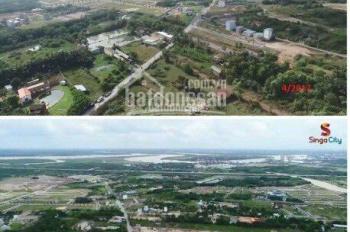 Chính thức nhận đặt chỗ khu đô thị cao cấp Singa City (Trường Lưu - Quận 9), sổ riêng công chứng