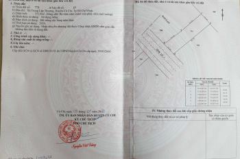 Bán đất mặt tiền đường Tỉnh Lộ 2, DT=10x36m, xã Trung Lập Thượng, Củ Chi