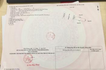 Chính chủ gửi bán lô đất KDC Vĩnh Phú 1. Đường 2A, đường 16m vỉa hè 3m