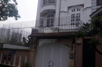 Cho thuê nhà riêng P.An Phú KDC 280 Lương Định Của: 7x20m, 3 lầu, giá 38 tr/th. Tín 0983960579