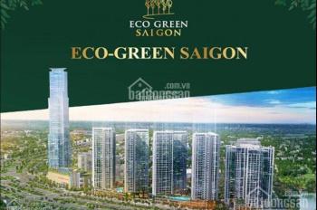 Nhân dịp năm mới PKD Dự Án mở bán dự án Eco Green Sài Gòn, các căn mới view cực đẹp 090684 70 66