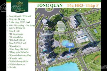 Căn hộ Eco Green mặt tiền đường Nguyễn Văn Linh, Q. 7, 2PN, DT 68m2