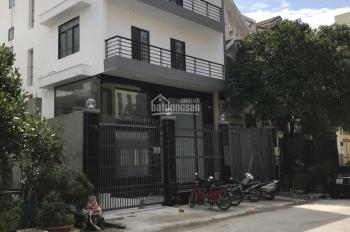 Cho thuê nhà riêng P.Bình An. Đường 36: 7.5x22m, hầm, trệt, 5 lầu. Giá 120 tr/th. Tín 0983960579