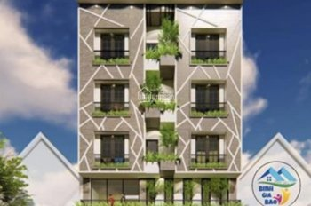 Bán nhà thô 7 tầng  MT 10m đường An Thượng 9, Mỹ An, TP Đà Nẵng