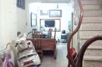Cần bán nhà đất lô góc Trương Định, Hoàng Mai, 53m2, mặt tiền 5m, hiện trạng nhà cấp 4 xác định bán