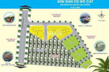 Mở bán đợt cuối KDC Gò Cát 2, Phú Hữu, Q9. Đất thổ cư, giá tốt có sổ chỉ từ 24tr/m2, LH 0931022221