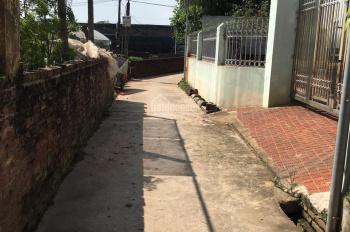 Cậu em không ở nên muốn bán lại lô đất nhỏ 31m2 tại Đông Dư, Gia Lâm, Hà Nội.