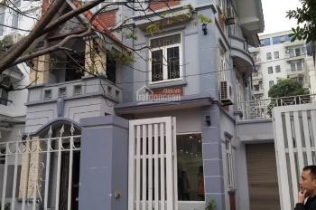 Cho thuê biệt thự gần ngã tư Nguyễn Trãi, DT 160m2x 5T làm văn phòng, nhà ở, dạy học