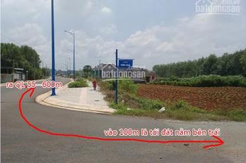 Bán đất 16x64m, mặt đường 12m, ngay thị trấn Đất Đỏ