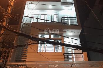 Bán nhà hẻm 46 Nguyễn Cửu Vân, Phường 17, Bình Thạnh, DT: 4.6x15m, NH: 5.2m, 2 lầu, giá: 8.9 tỷ