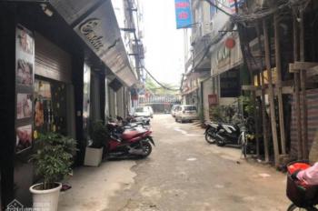 Cho thuê nhà 5,5 tầng tại mặt ngõ 24 Kim Đồng