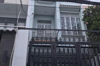 Cho thuê nhà 3 TẤM MẶT TIỀN GIÁ TỐT  đường Dân Trí,  P.6, Quận  Tân Bình