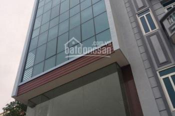 Cho thuê nhà MP Mễ Trì Thượng-Nam Từ Liêm. Dt 55m,7 tầng.Thông sàn.Có thang máy,Đh .Giá 33 Tr/th