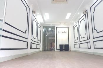 Cho thuê nhà MP Mễ Trì Thượng - Nam Từ Liêm. DT 55m2, 7 tầng. Thông sàn giá 33 tr/th