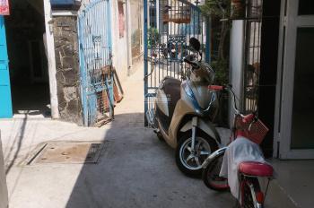 Bán nhà hẻm (4.8m x 12.5m) đường Hoài Thanh, phường 14, quận 8