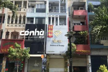 Cho thuê nhà mặt tiền đường Phan Xích Long, phường 2, Phú Nhuận. DT 4x16m, lửng 3lầu. khu văn phòng