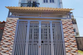 Nhà mới xây Chợ Chiều Tân Phú Trung, Củ Chi