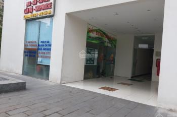 Cho thuê lô shophouse An Bình City tầng 1 diện tích 50m2 tiện kinh doanh, giá 15 tr/th