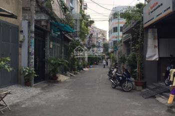 Bán nhà đường nhựa 8m đường Tô Hiến Thành, ngay chung cư Kingdom, 4 tầng, 9 PN, giá chỉ 10,1 tỷ