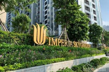 Bán cắt lỗ căn hộ 2 phòng ngủ, dự án Imperia Sky Garden, quận Hai Bà Trưng, giá 2,2 tỷ