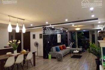 Cho thuê căn hộ chung cư N04 Đông Nam Trần Duy Hưng, DT 134 m2, 3PN, đủ nội thất
