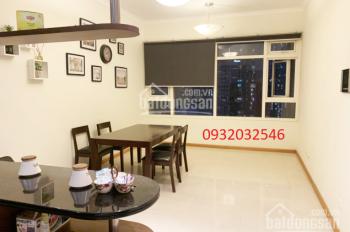 Cần cho thuê căn hộ cao cấp Sài Gòn Pearl, 2 PN, 2 WC, FULL NT, giá 18 triệu/ tháng, LH: 0932032546