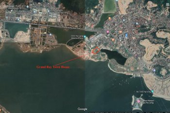 Cần tiền, Bán nhà sát biển Bãi Cháy, Hạ Long 104 m2 xây thô 4 tầng giá 8.9 tỷ. LH 0966118329