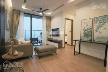 Cho thuê căn hộ chung cư Homecity - 177 Trung Kính, 2 phòng ngủ, đủ nội thất, giá 12 triệu/th