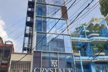 Kèo thơm mặt tiền hot - Trần Hưng Đạo - Q1, DT 4x25m 1 Hầm 8 tầng, giá 133,566 triệu/tháng