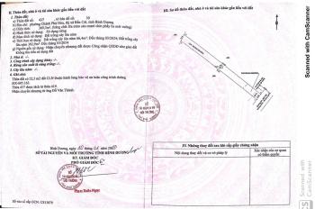 Bán đất Bến Cát, Hòa Lợi, Chánh Phú Hòa DT 369m2, SHR, hỗ trợ NGH 45%, giá 929tr/nền. LH 0976105788