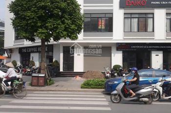 Mới, cho thuê nhà phố Hào Nam, 100 m2, MT 7 m