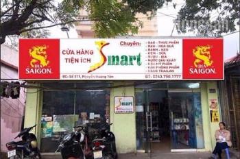 Chuyển nhượng cửa hàng Tiện Ích Smat tại số 331 Nguyễn Hoàng Tôn, Xuân Tảo, Bắc Từ Liêm, Hà Nội