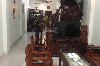 Cho thuê nhà riêng ngõ 19 phố Liễu Giai DT 65m2 x 4T, MT 4m, nhà mới, giá 25 triệu/tháng