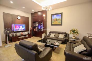 Cho thuê nhà riêng ở Văn Cao DT: 106m2 x 4,5T, MT: 9m full nội thất, 30tr/th. LH 0903215466